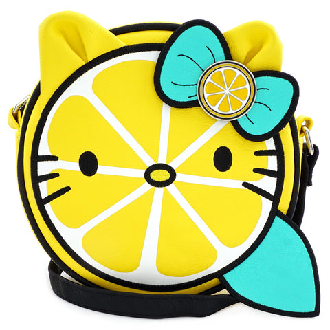 Loungefly x Hello Kitty Lemon Crossbody Bag