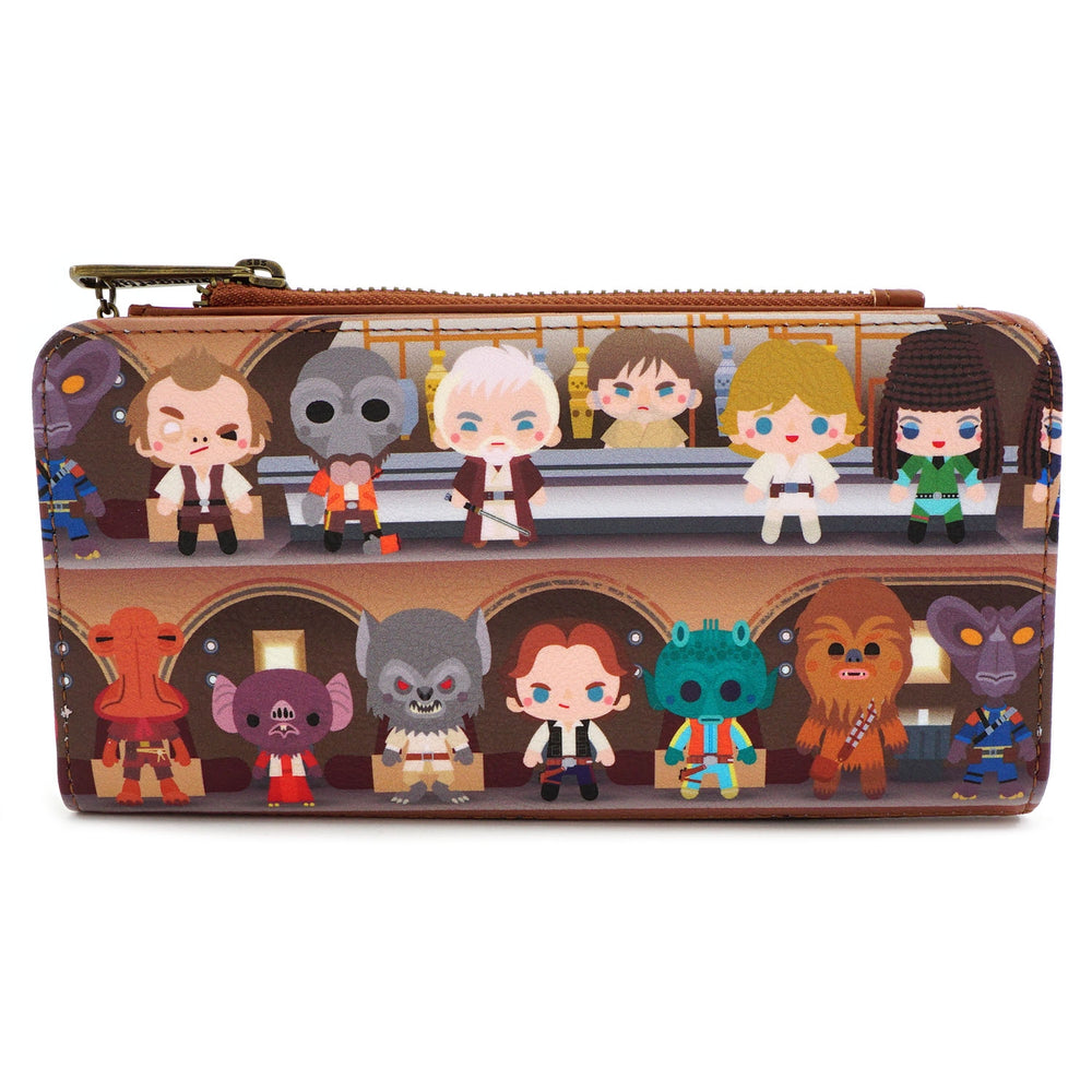 Loungefly x Star Wars Cantina Wallet-zoom