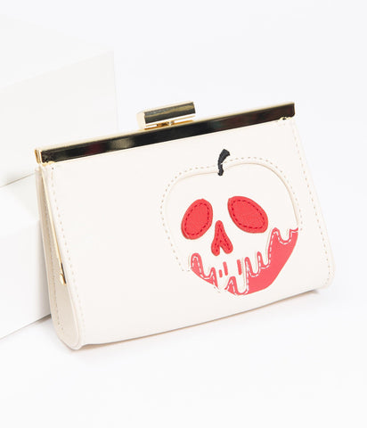 Loungefly X Disney Snow White Just One Bite Wallet