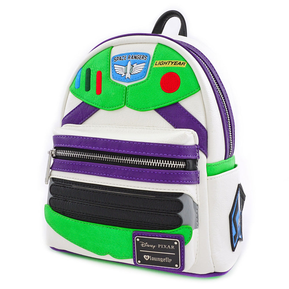 Loungefly x Toy Story Buzz Lightyear Mini Backpack-zoom