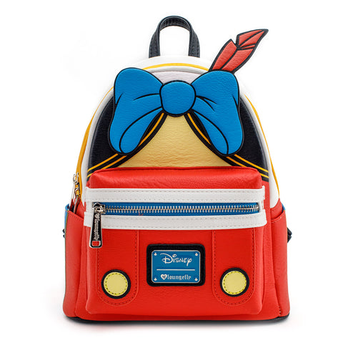 Loungefly x Pinocchio Cosplay Mini Backpack