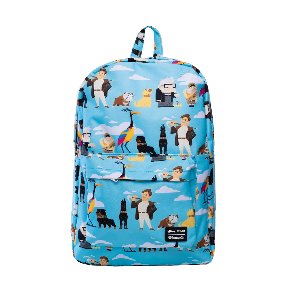 Loungefly x Up Character Print Backpack-zoom