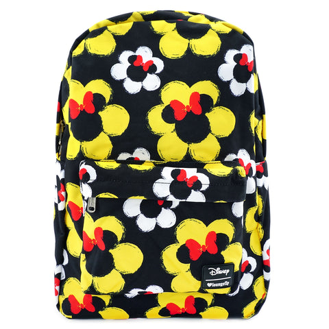 Loungefly x Minnie Flowers Print Backpack