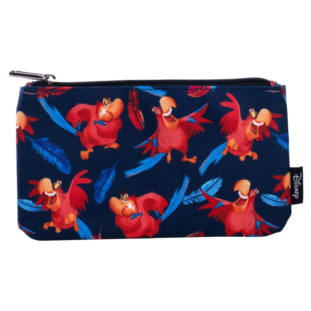 Loungefly x Iago Print Coin/Cosmetic Bag-zoom
