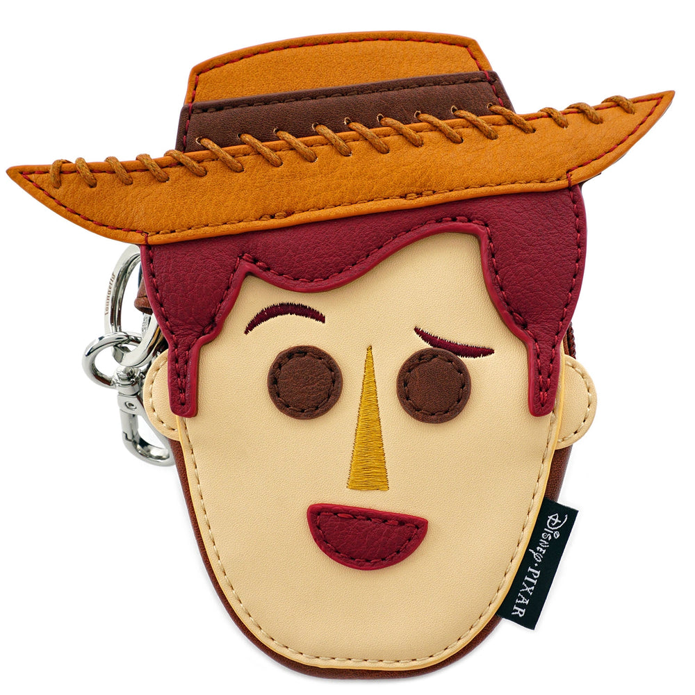 Loungefly x Toy Story Woody Coin Bag-zoom