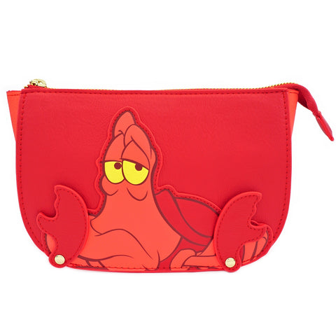 Loungefly x The Little Mermaid Sebastian Waist Bag