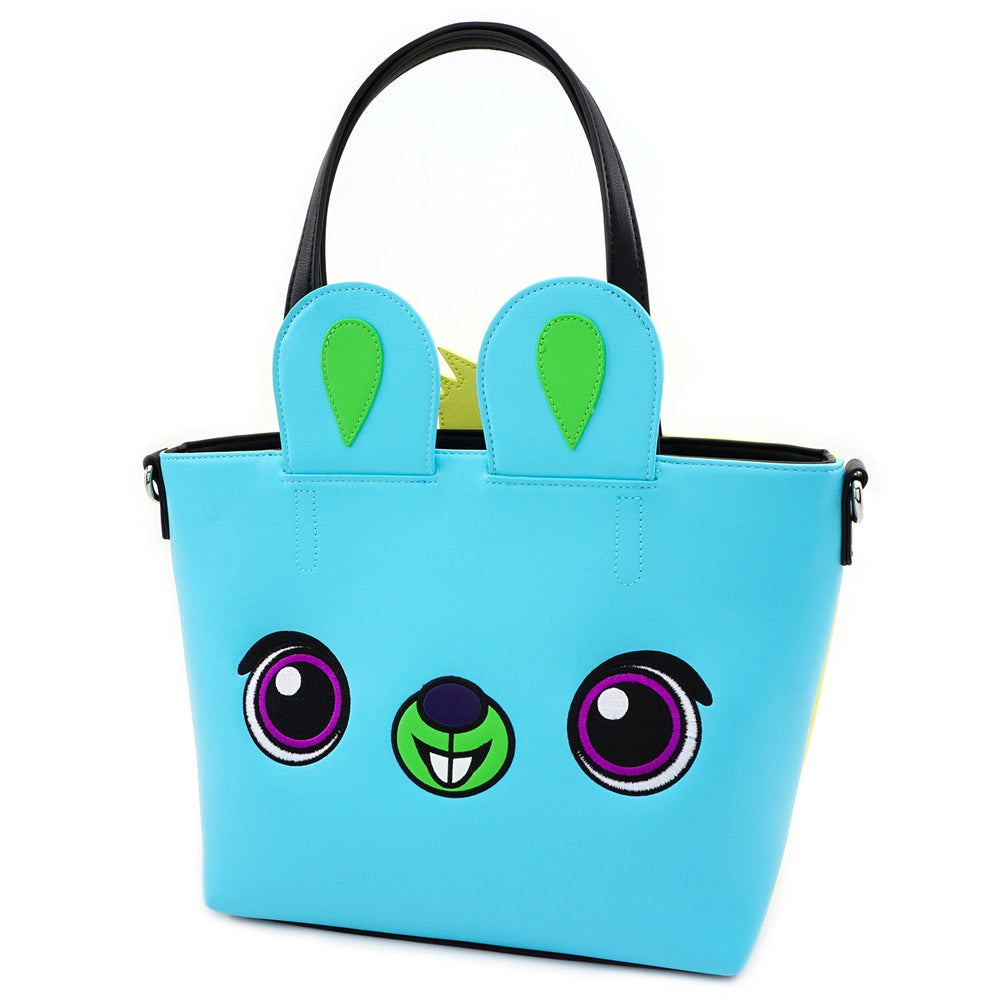 Loungefly x Toy Story Duck Bunny Tote Bag-zoom