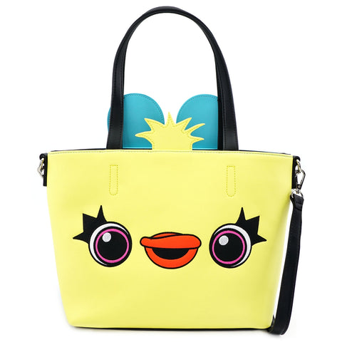 Loungefly x Toy Story Duck Bunny Tote Bag