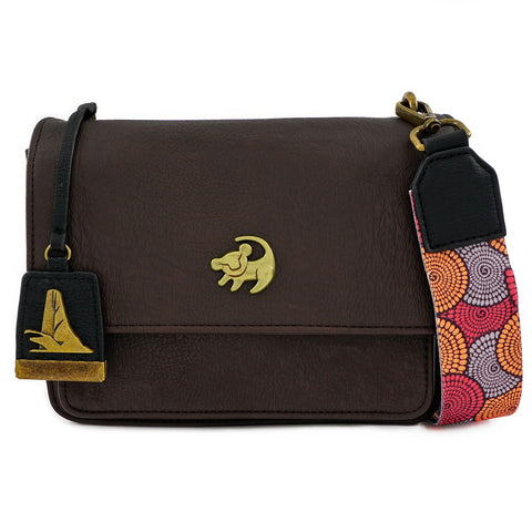 Loungefly x Lion King Baby Simba Crossbody Bag