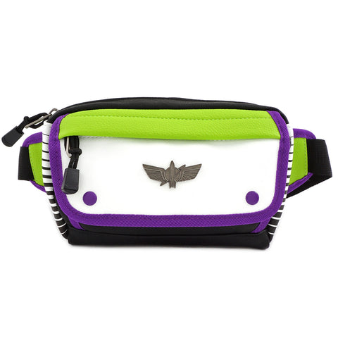 Loungefly X Toy Story Buzz Lightyear Waist Bag