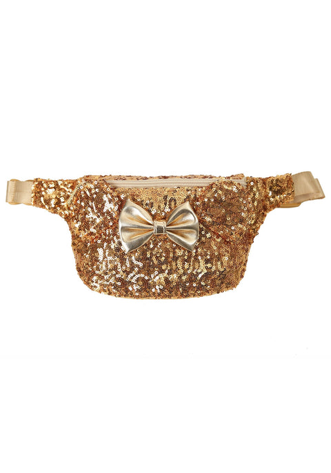 Loungefly X Disney Minnie Mouse Sequin Bow Fanny Pack
