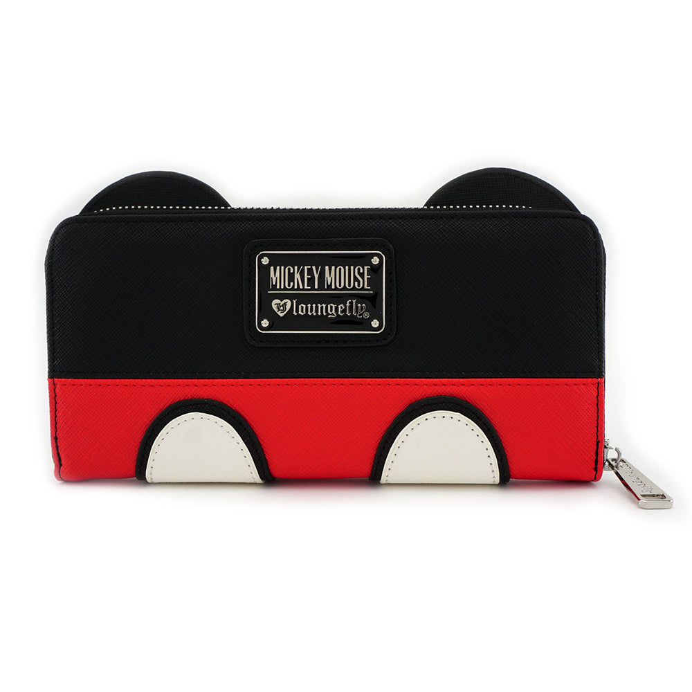 Loungefly x Mickey Suit Wallet-zoom