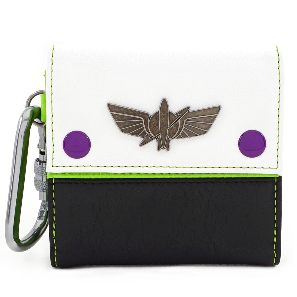 Pixar Buzz Lightyear Wallet-zoom