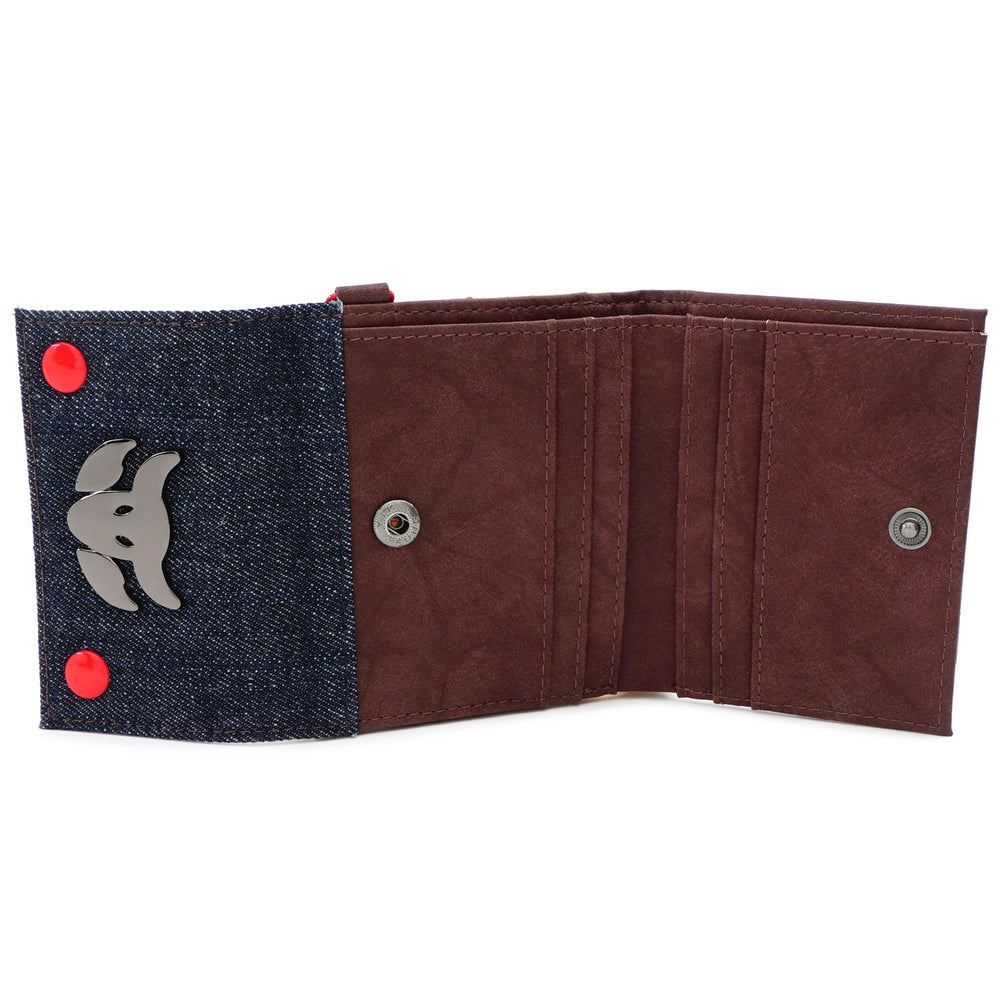 LOUNGEFLY X TOY STORY WOODY WALLET-zoom