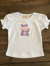 Load image into Gallery viewer, Baby Lugi - Hippo Shirt