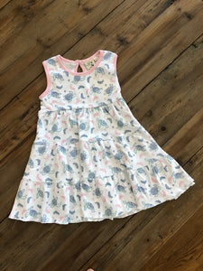 Baby Lugi - Sea Turtle Dress