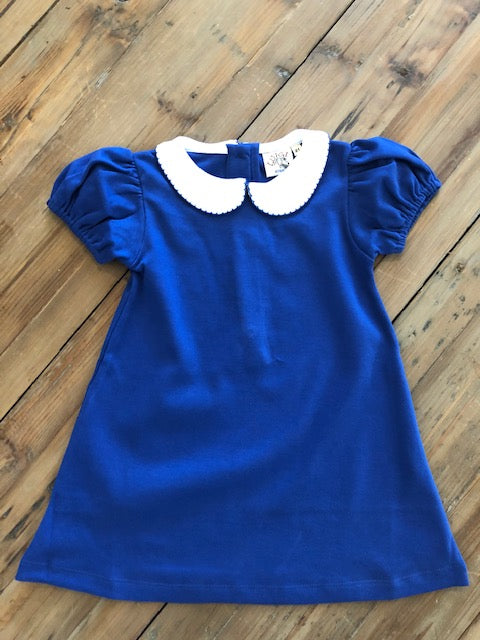 Baby Lugi - Royal Blue Dress