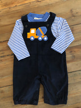 Load image into Gallery viewer, Baby Lugi - Truck Romper