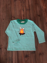 Load image into Gallery viewer, Baby Lugi - Campfire Tee