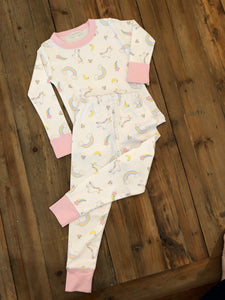 Magnolia Baby - Sweet Unicorn Pajamas