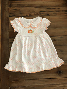 Magnolia Baby - Vintage Pumpkin Dress