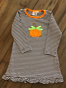 Baby Lugi - Pumpkin Dress
