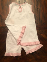 Load image into Gallery viewer, Magnolia Baby - Putting Around Sleeveless Short Set