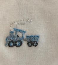 Load image into Gallery viewer, Magnolia Baby - Tiny Choo Choo 2 Piece Pant Set