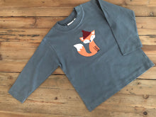Load image into Gallery viewer, Baby Lugi - Fox Tee
