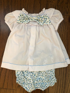 Sophie and Lucas Chatham Floral 2Pc.