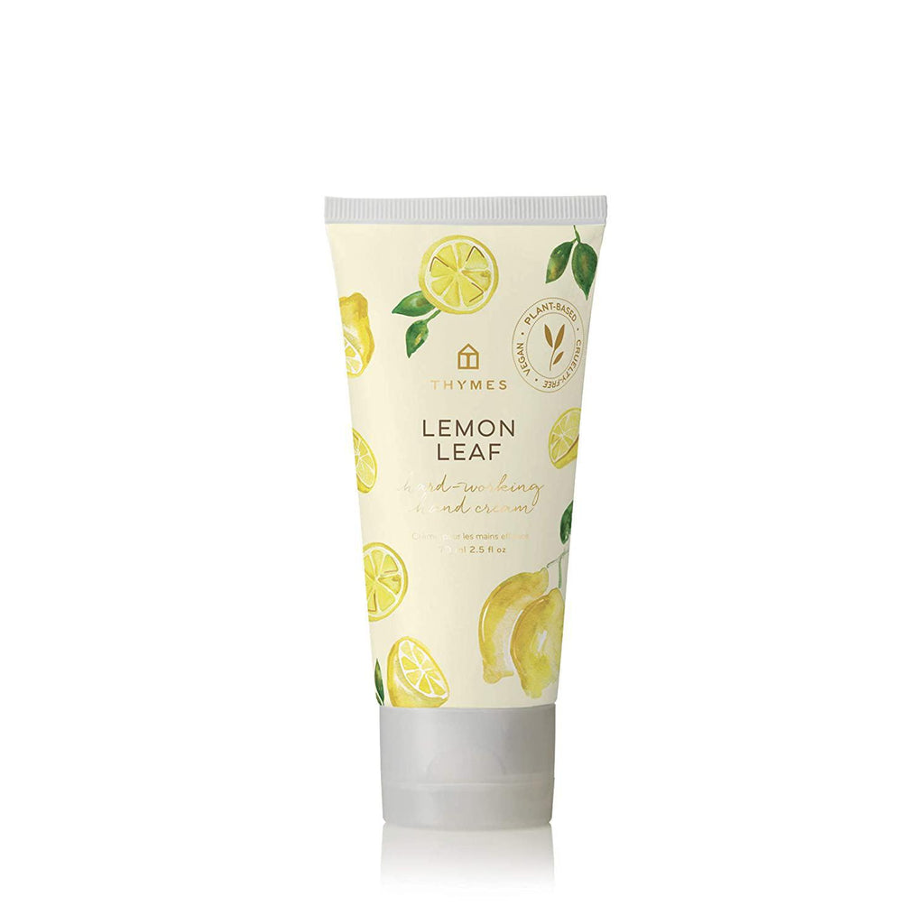 Lemon Leaf Hard-working Hand Cream