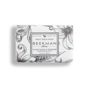 Ylang Ylang Goat Milk Bar Soap