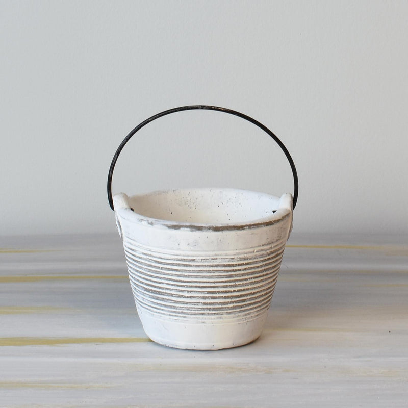 Small Pail Planter