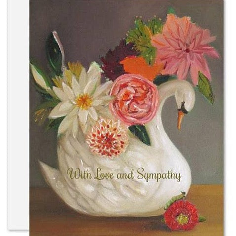 Love And Sympathy Swan