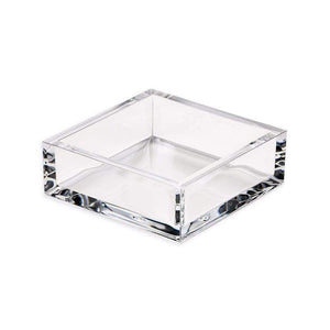 Clear Acrylic Cocktail Napkin Holder