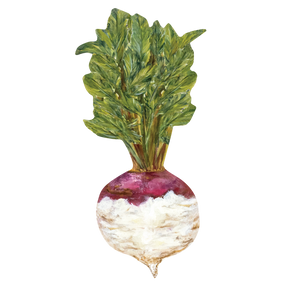 Turnip Table Accent