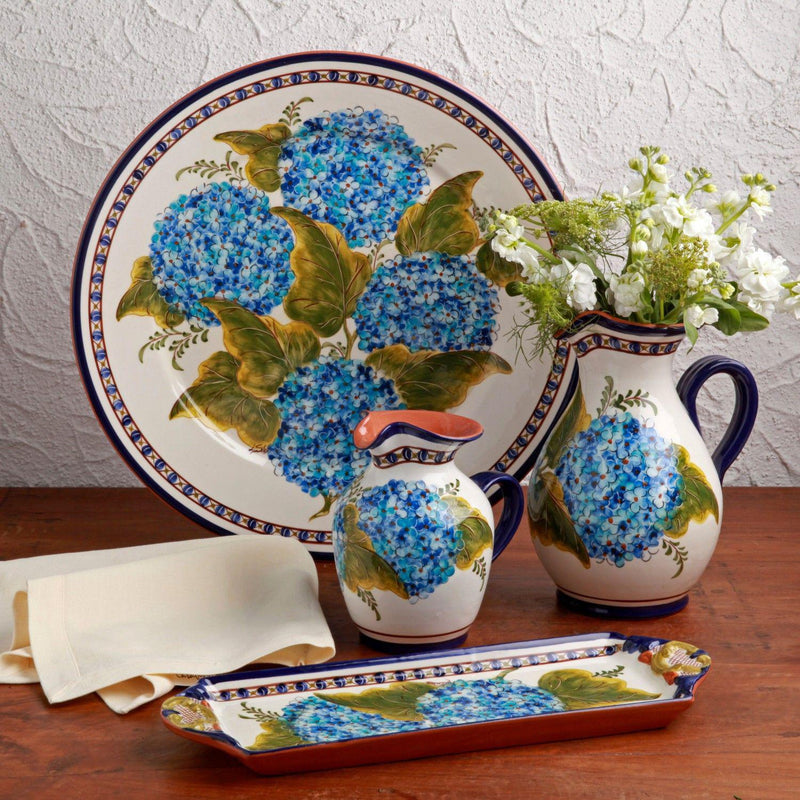 Alentejo Terracotta - Hortensia Small Pitcher