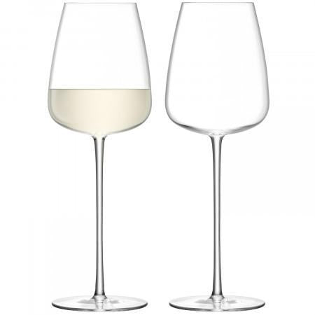 Wine Culture White Wine Glasses