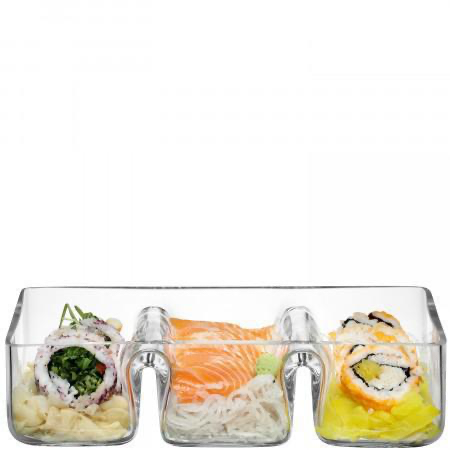 Serve Trio Dish