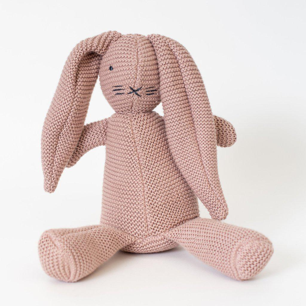 Classic Knit Bunny