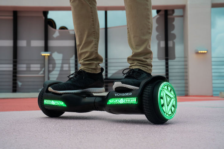 Hover Beats Hoverboard