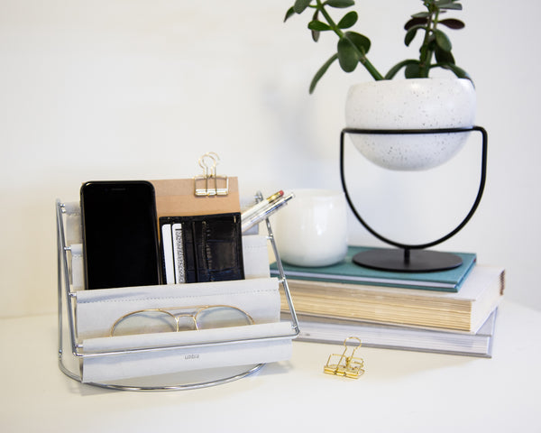accessory organizer, glasses organizer, desk organizer