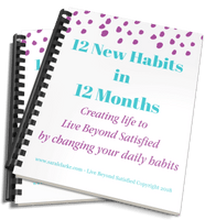 12 New Habits in 12 Months