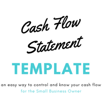 Cash Flow Excel Template