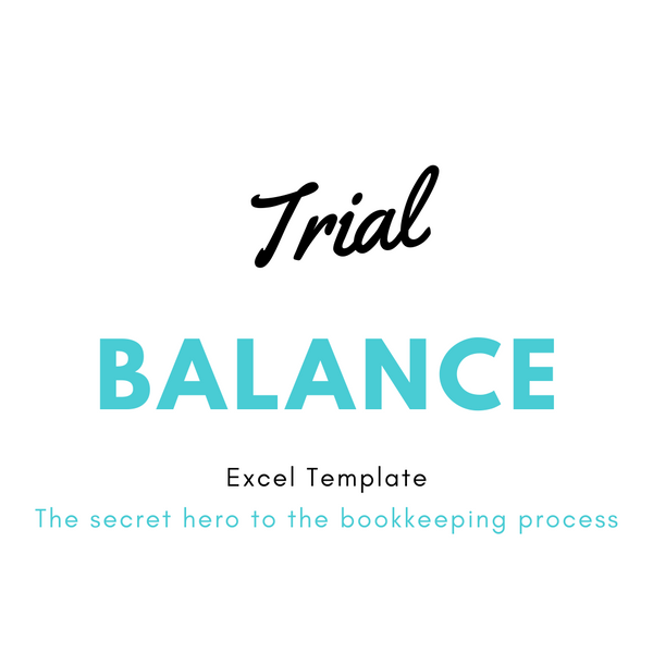 Trial Balance Template