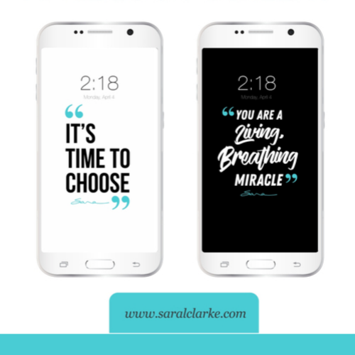 10 Empowering Cell Phone Backgrounds