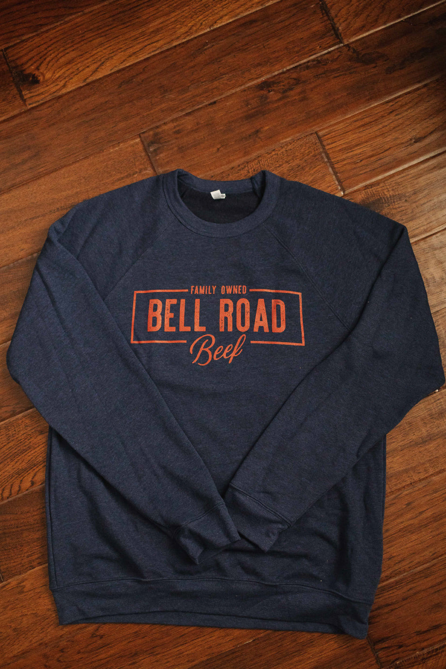 Bell Road Beef Sweatshirt