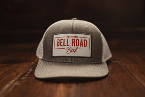 Bell Road Beef Hat (Gray)