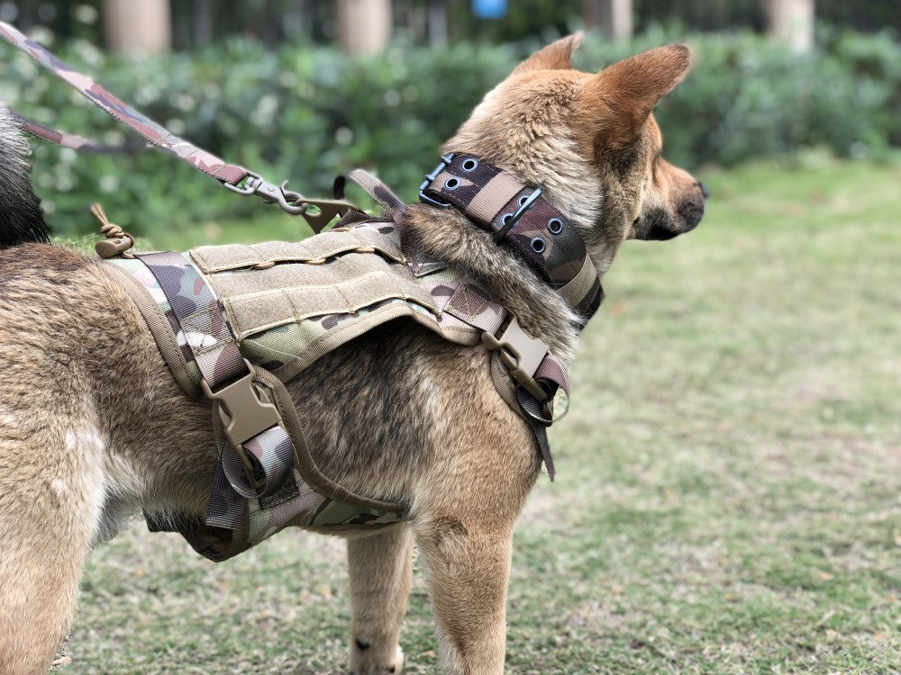 Tactical Dog Harness - K9 Working Dog Vest – Shop Only Pets