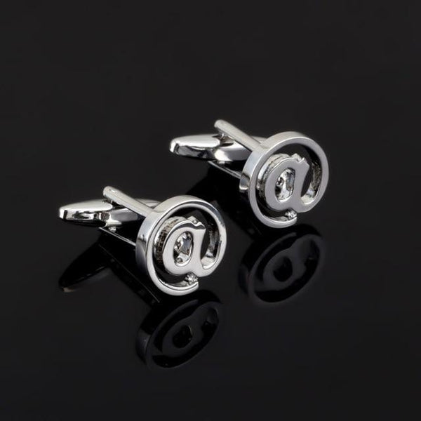 Accessories Luxury Fashion Design Cufflink 18 style for mens High Quality Jewelry